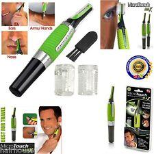 MICROTOUCH Max Hair Trimmer Groomer Removedor De Oreja Nariz neckeyebrow Afeitadora Personal