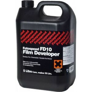 Fotospeed FD10 fine grain film developer 5 ltr LCS
