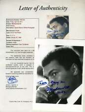 MUHAMMAD ALI JSA COA Autographed 5x7 Photo  Hand Signed Authentic