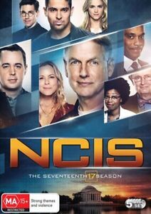 NCIS COMPLETE Season 17 : NEW DVD