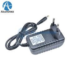 Adaptador de enchufe de la UE 100-240V corriente alterna a corriente directa Interruptor de conmutación 12V 2A Convertidor de alimentación