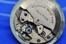 Original FESTINA F 4007 automatic movement & dial  (1/4776)