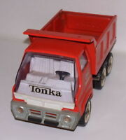 Tonka Hydraulic Toy Dump Truck Hauler Heavy Pressed Steel Construction