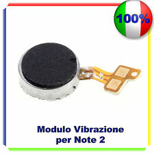 Flex Flat Flet Motorino Vibrazione GALAXY Note 2 N7100 Ricambio per Samsung