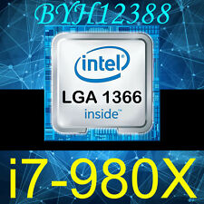 Intel Core i7-980X CPU LGA1366 Extreme Edition slbuz 12 M 6 processeur core 3.33GHz