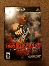 Devil May Cry: 5th Anniversary Collection (Sony PlayStation 2, 2006)