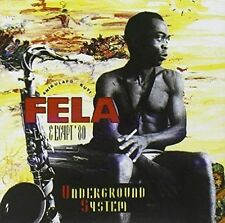 CD Underground System  ~ Fela Anikulapo Kuti