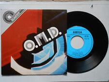 Schallplatte  ST45 Vinyl.O.M.D. Tesla Girls