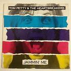 """Tom Petty & The Heartbreakers Jammin' Me Maxisingle 12"""" USA Promo label blanco"""