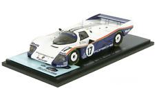 Porsche 962 C #17 Vincitore 24h Lemans 1987 Bell Holbert Pezzo 1 43 Spark