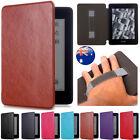 """Smart Leather Case Cover For  Amazon Kindle Paperwhite 4 2018 10th Gen 6"""" Tablet"""