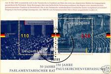 BRD 1998: Block Nr. 43 mit ganz sauberem Bonner Ersttagssonderstempel! 1706