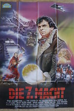 (P166) KINOPLAKAT A0 Die 7. Macht (1987) The Legend of the golden Pearl