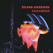 Paranoid by Black Sabbath (CD, May-2004, Sanctuary (USA))