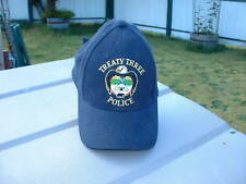 Ball Cap Hat - Treaty Three Police First Nations (H489)