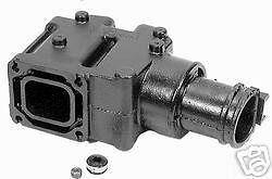 V8 V6 MERCRUISER EXHAUST RISER ELBOW GENUINE 12 MONTH FACTORY WARRANTY 807988A03