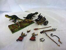 Warhammer Fantasy metal Dark Elf Drakspawn Chariot  GW (1) w/ crew painted