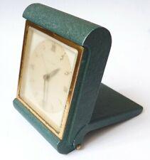 réveil pendulette de voyage JUNGHANS made in Germany vers 1930