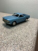 Mustang Fastback Battery Toy Car