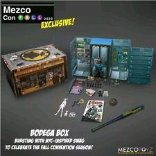 Mezco One:12 MezCon 2020 fall Bodega Box Hazard Squad IN HAND!!!