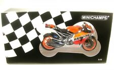 1 12 Minichamps Honda RC 213v moto GP World Champion Marquez 2014