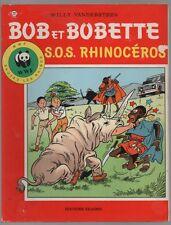 """BOB ET BOBETTE N°221 """" S.O.S RHINOCEROS """"  .... EO"""