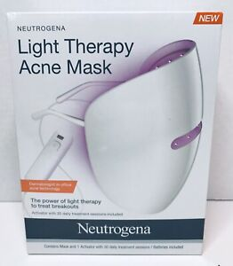 Light Therapy Acne Mask New Sealed In Box (Expiration Date: 2018)