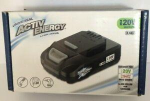 ACTIV ENERGY LI-ION Akku 20 Volt 2,0Ah 36 Wh für FERREX Akku