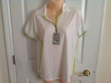 Page & Tuttle women's  golf shirts cool swing NWT size M style P16S50 MSRP $49