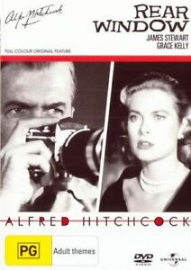 NEW Rear Window (1954) DVD Free Shipping