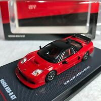 1/64 INNO64 Honda NSX-R GT Red Hong Kong Special Edition IN64-NSXGT-RED
