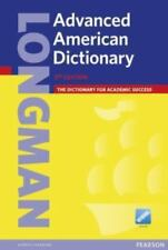 Longman Advanced American Dictionary 3rd Edition Paper and Online by Stephen...