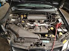 SUBARU IMPREZA ENGINE PETROL, 2.5, EJ25, TURBO, WRX TYPE, 169kW, 09/05-04/07