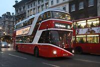 New bus for London - Borismaster LT60 6x4 Quality Bus Photo B