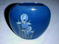 OTAGIRI Made in Japan Cereamic Base ~BLUE IRIS~ !!! Great Mother's Day Gift !!!