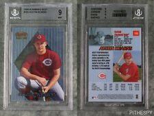 BGS 9 AUSTIN KEARNS 1999 BOWMAN'S BEST #160 BASEBALL ROOKIE CARD CINCINNATI REDS
