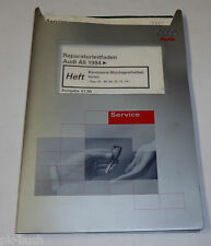 Werkstatthandbuch Audi A8 / A 8 Karosserie Innen ab 1994, Stand 01/1999