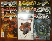 Punisher lot MARVEL MAX Space Barracuda Garth Ennis Wrightson Marvel Knights