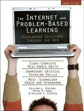The INTERNET AND PROBLEM-BASED LEARNING Ages 11-18 NEW PAPERBACK BOOK in Aust 7