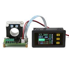 Digital Tester DC 10~90V 100A Multifunction Voltage Current Display Panel Meter