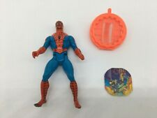 Marvel Secret Wars Spiderman Figure 1984 Vintage Marvel Super Heroes Mattel