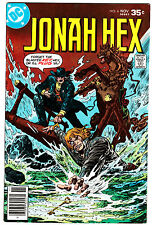 JONAH HEX #6 (VF) Classic DC Western Issue! 1977 Bronze-Age
