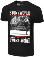 WWE KEVIN OWENS Stun The World Special Edition OFFICIAL AUTHENTIC T-SHIRT