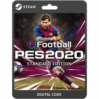 PES 2020 eFootball Steam Codice Download per Gioco Digitale CD Key PC