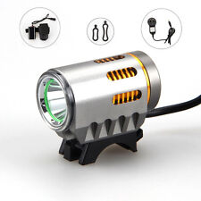 Rechargeable 5000Lm XML T6 LED Head Cycling Bicycle light Bike Lamp Headlamp
