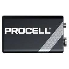 20x Duracell Industrial 9V E-Block MN1604 Alkaline 6LR61 Batterie Neue Ware