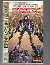Marvel Comics Ultimate Comics X-MEN XMEN / 21 / #21 / Reservation