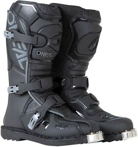 O'Neal Youth Kids Element Boots - MX Motocross Dirt Bike Off-Road ATV Boys Girls