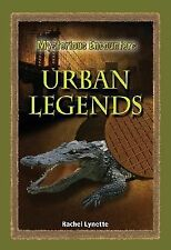 Urban Legends (Mysterious Encounters)-ExLibrary
