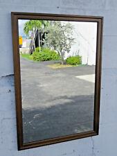 Mid Century Modern Wall Dresser Bathroom Vanity Mirror 9251